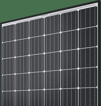 full cell solar panel