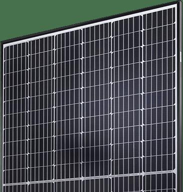 half cell solar panel