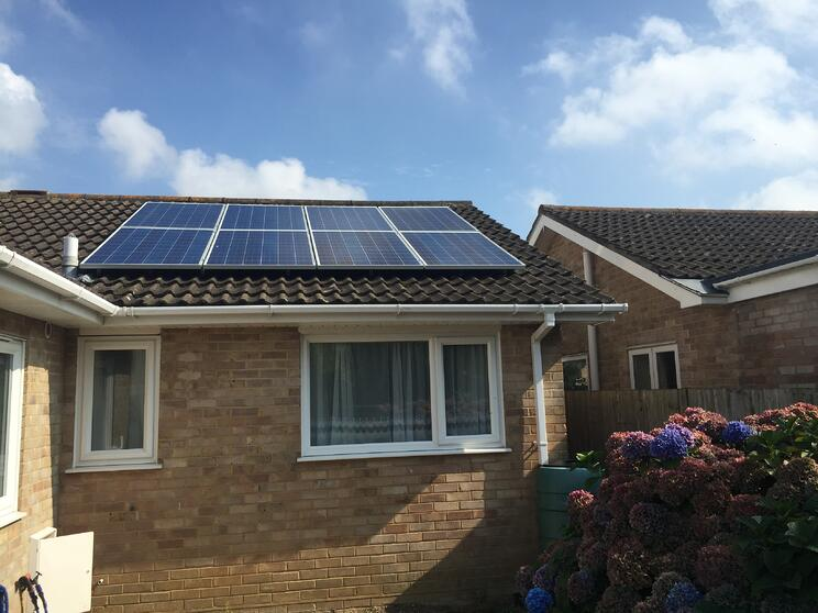 end of feed-in tariff