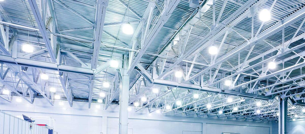 LED lighting as a service