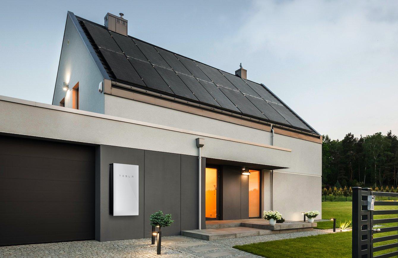 Tesla home