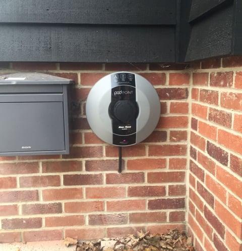 bluegrasscoms ltd EV charging