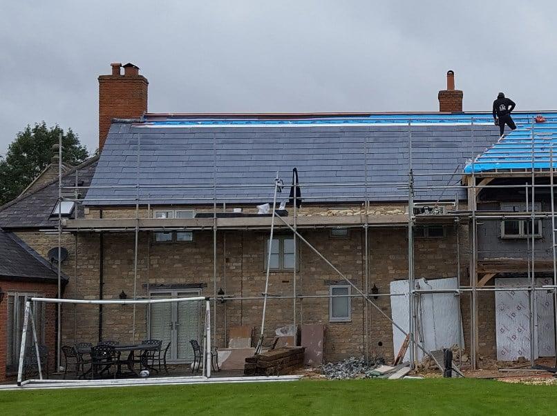 Solar PV Slate Tiles