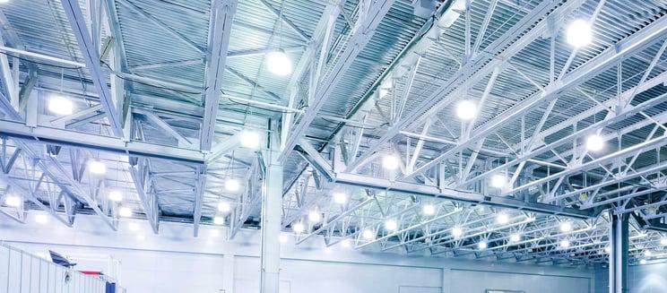 LED lighting no upfront cost