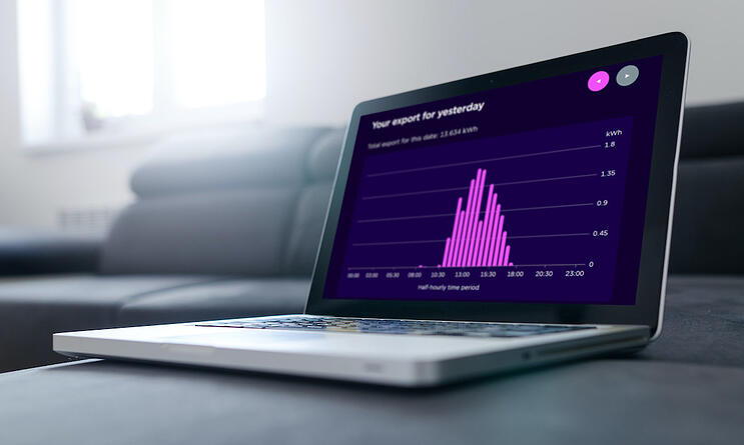 Monitoring solar export