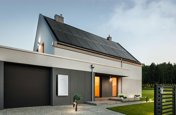 smart solar home