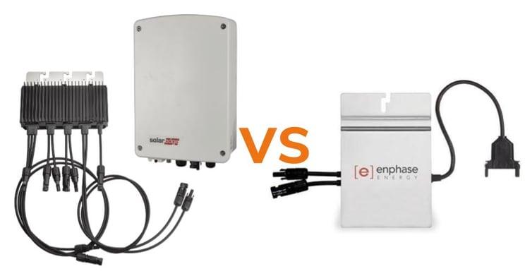 SolarEdge vs micro-inverters