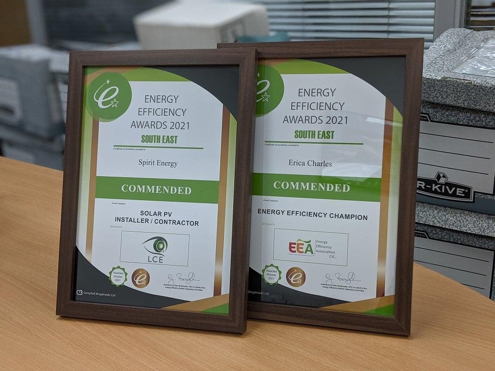 Spirits Energy Efficiency Awards