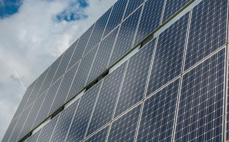 get 5 VAT on solar panels