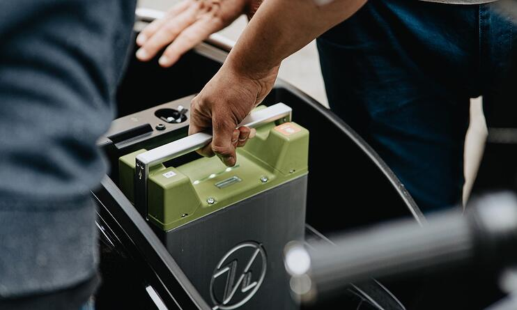 lithium battery recycling