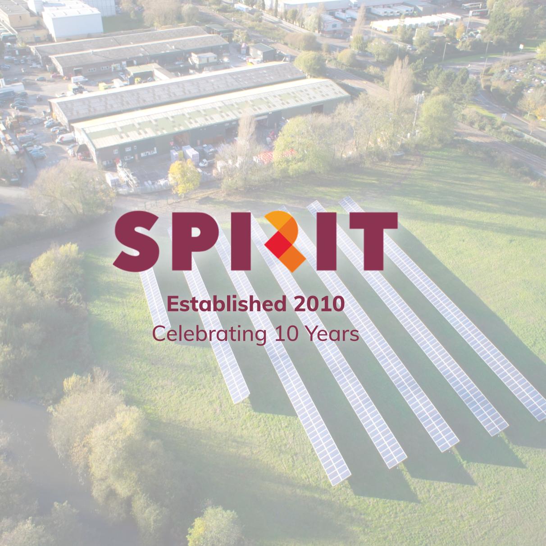 Spirit 10 years