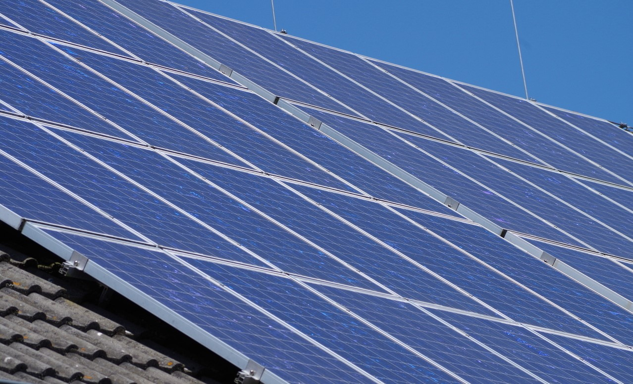 solar panel tilt and orientation