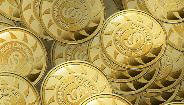 SolarCoin for Solar PV